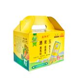 长寿之乡土特产家乡美酒 凤山盘阳河实业 玉米酒 430mL/听X6听/件